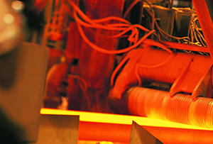 اللحام والمعالجة الحرارية عملية تركيب الأنابيب